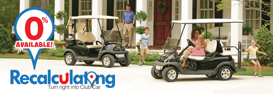 golf cars financing anderson sc