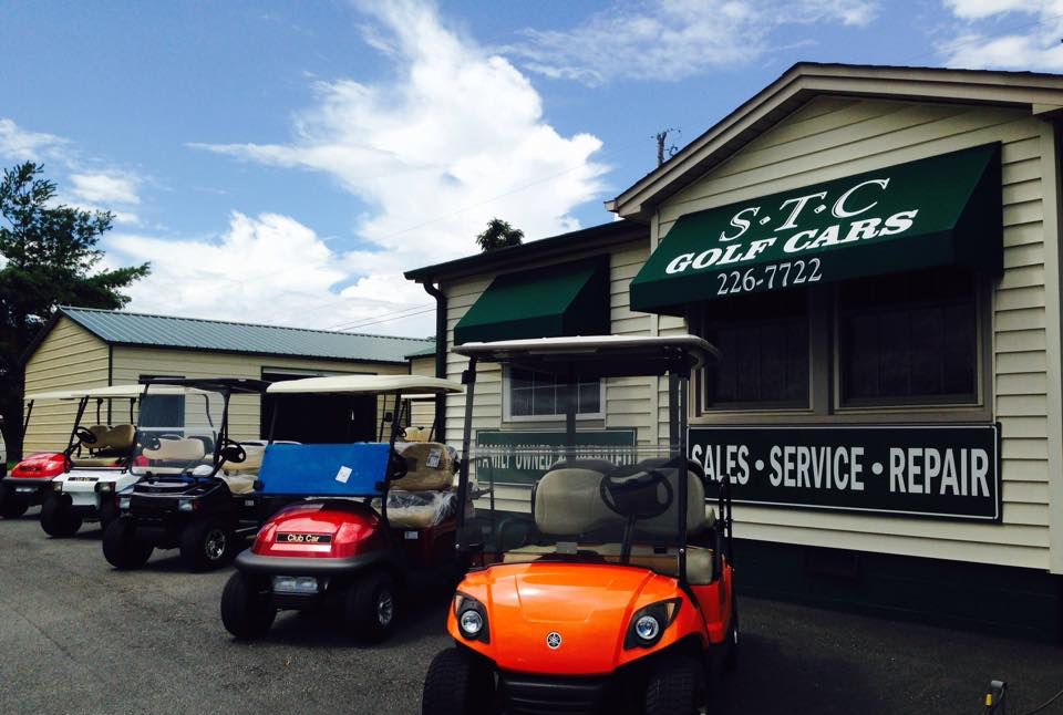 stc golf cars anderson sc